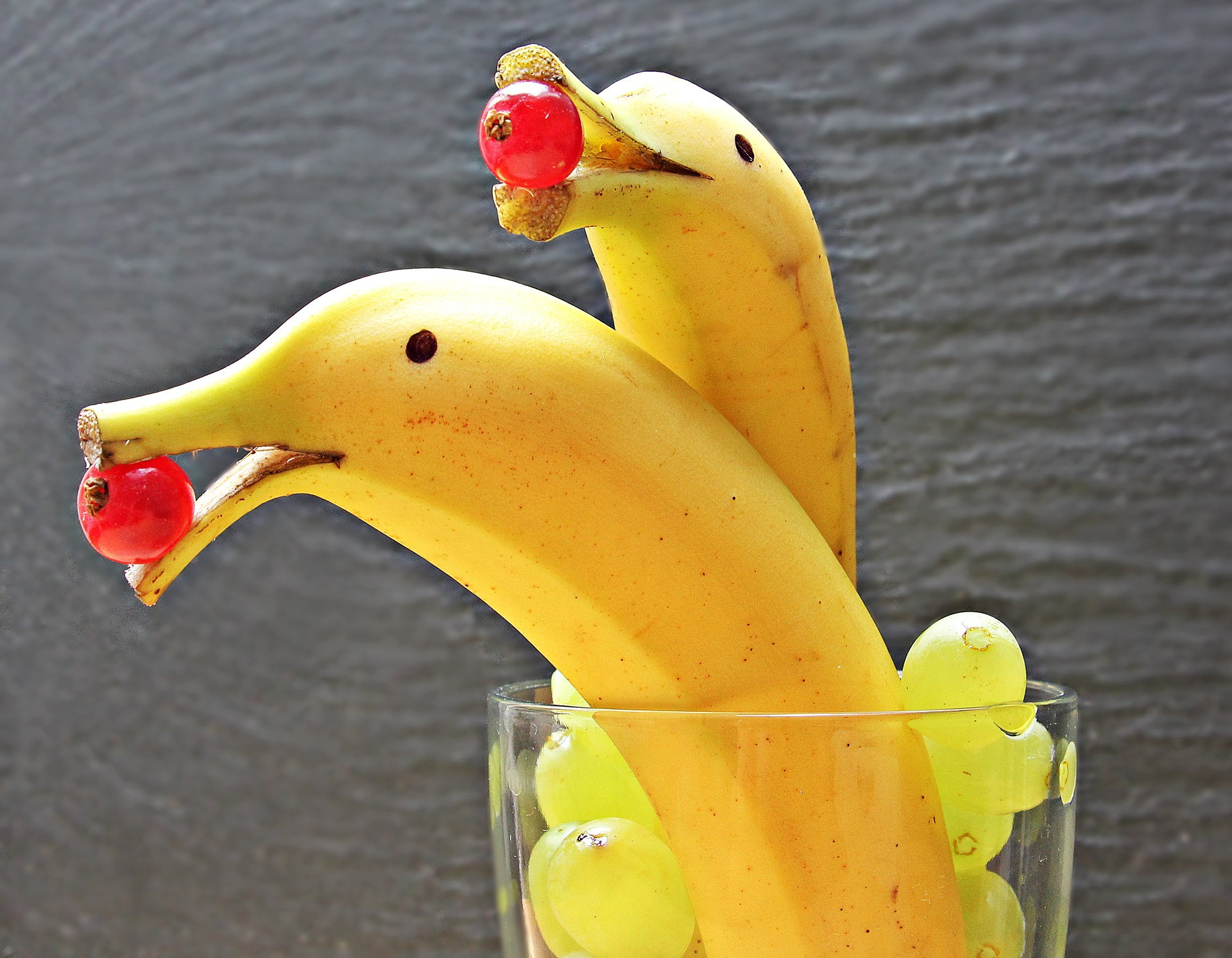 Bananendelfin