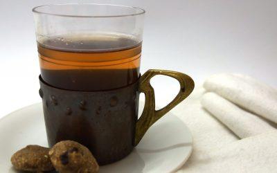 Waldbeeren-Tee