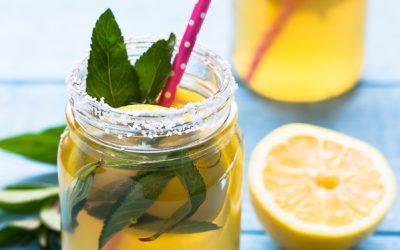 Wasserkefir: Spritzige, probiotische Limo