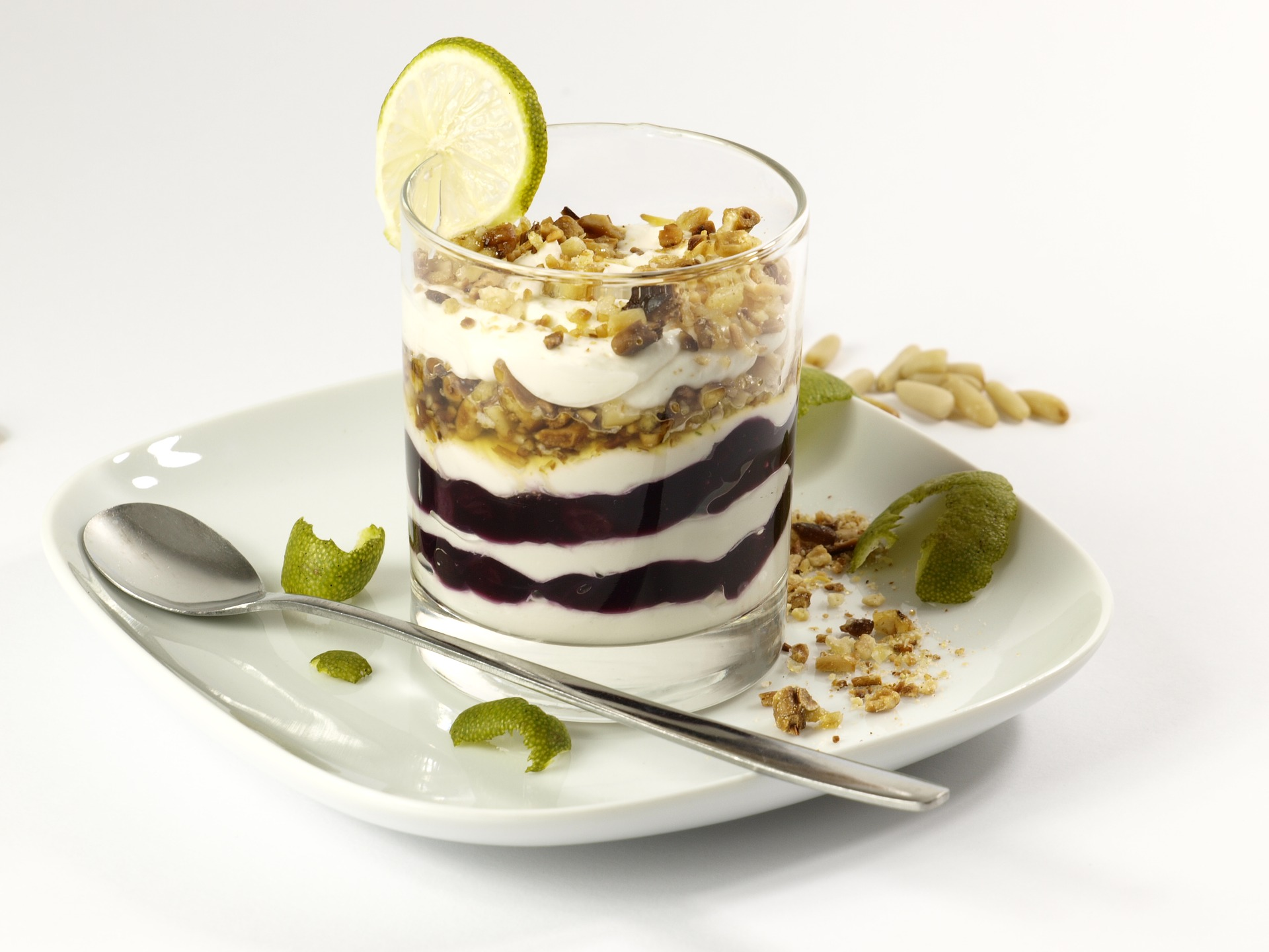 Joghurt Nachtisch